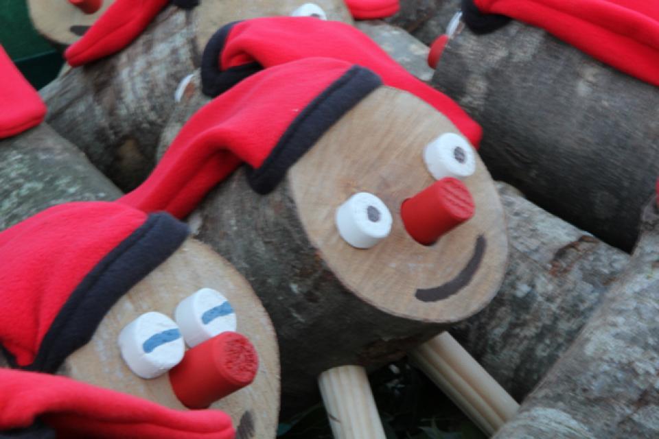 Els tions de Nadal - Clariana