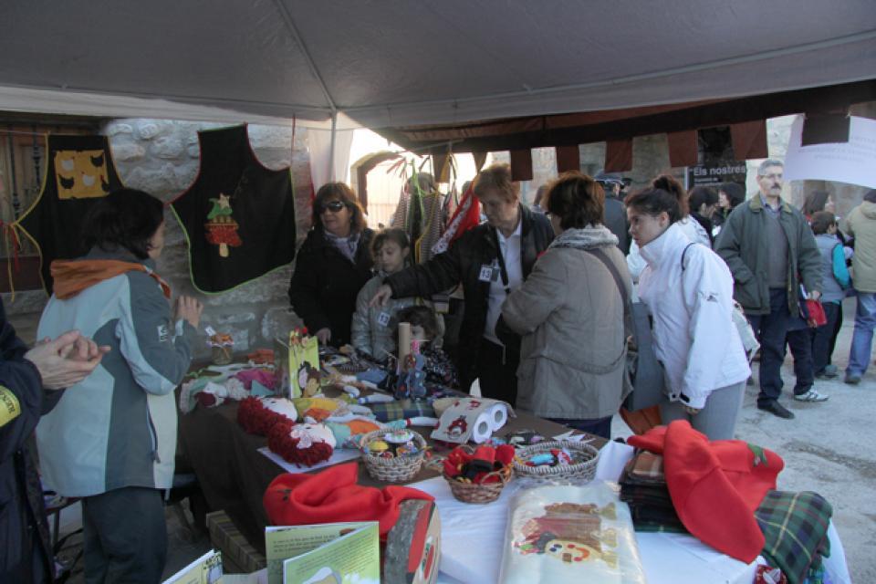 08.12.2012 Parades  Clariana -  Bernat Enrich