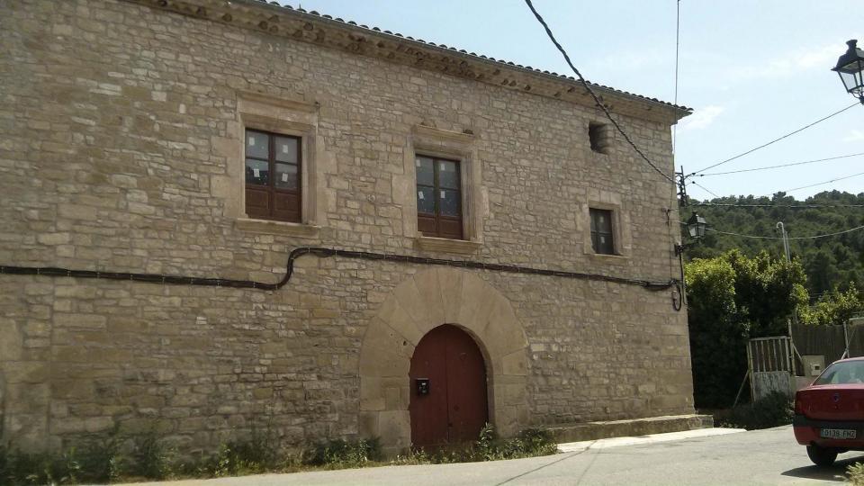 01.07.2014 casa  Porquerisses -  Ramon Sunyer