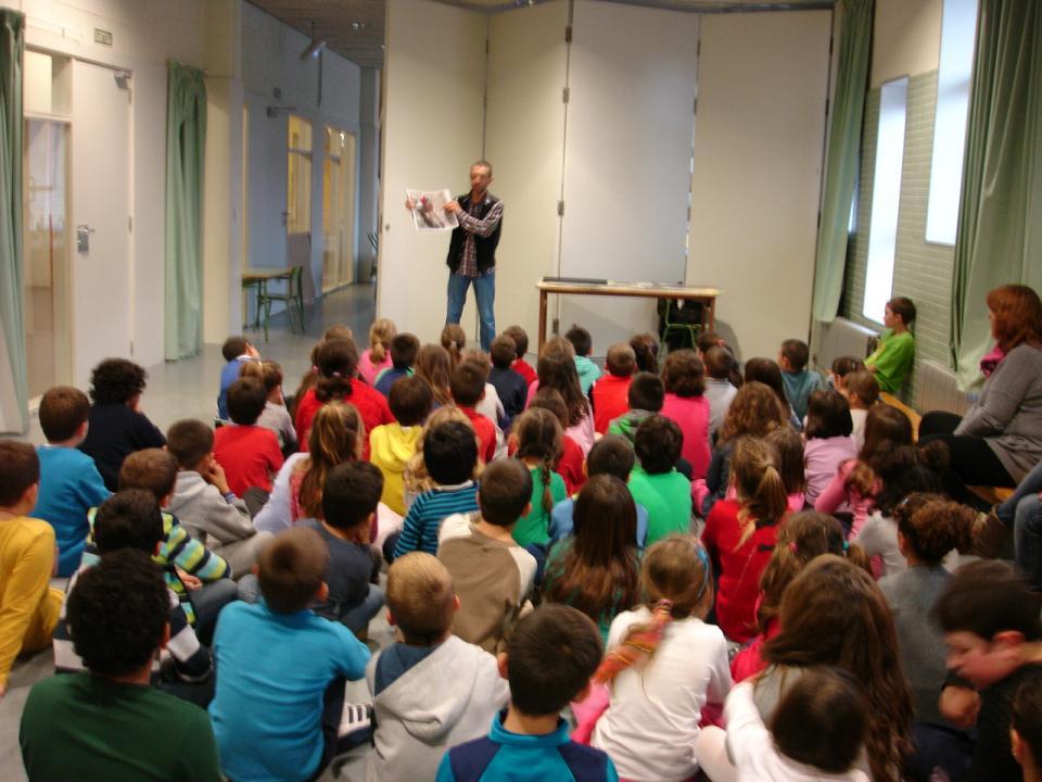 05.12.2014 Escola Herois del Bruc  Piera -  Martí Garrancho