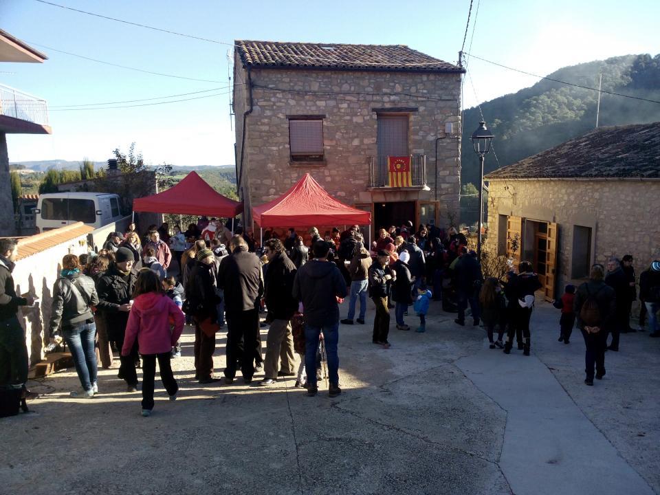 08.12.2014 El mercat  Clariana -  Marià Miquel