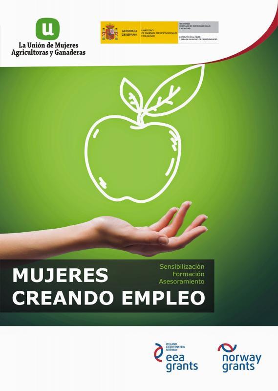 La Unión de Mujeres Agricultoras y Ganaderas desenvolupa el projecte 'Mujeres Creando Empleo'