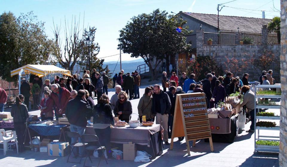 02.03.2014 Les parades  Argençola -  El Trill
