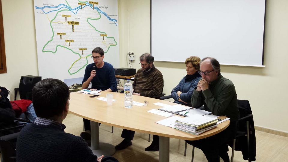 L'Associació de Propietaris Forestals d'Argençola inicia nous projectes - Argençola