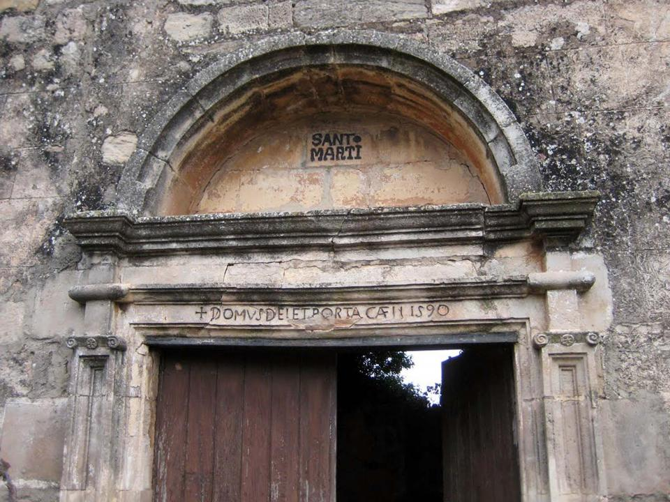 15.01.2014 Església de Sant Martí  Albarells -  Jou Casas