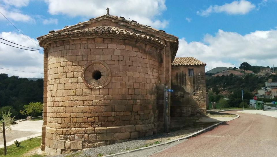 19.04.2015 Església de Santa Maria del Camí  Santa Maria del Camí -  Ramon Sunyer