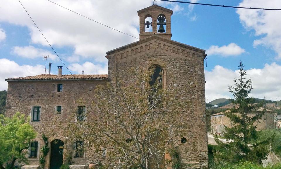Església Santa Maria Nova - Autor Ramon Sunyer (2015)