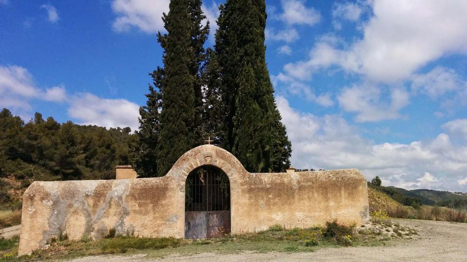 19.04.2015 Cementiri  Porquerisses -  Ramon Sunyer