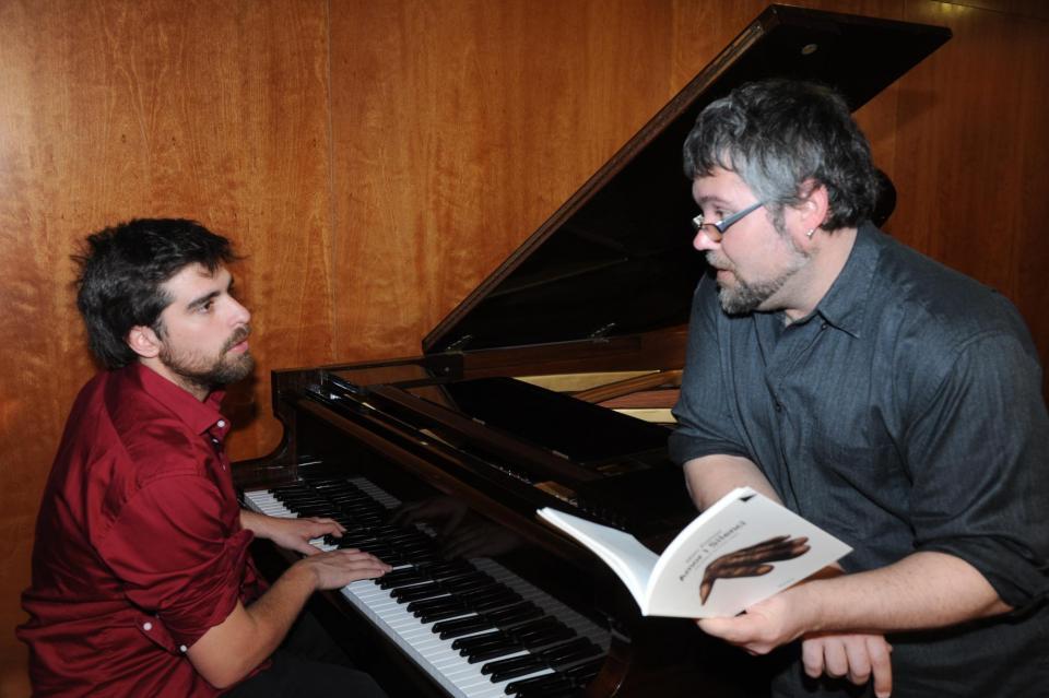 Marc Freixas i Albert Gàmez