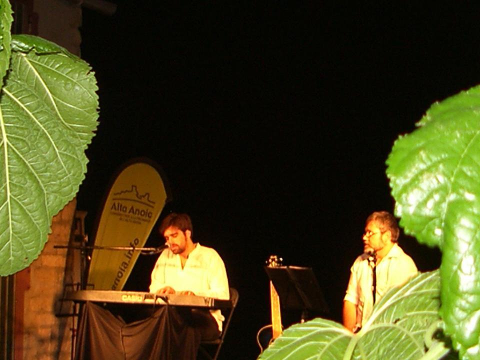 05.08.2015 Recital Música d'Amor i Silenci  Rocamora -  Jordi Bona