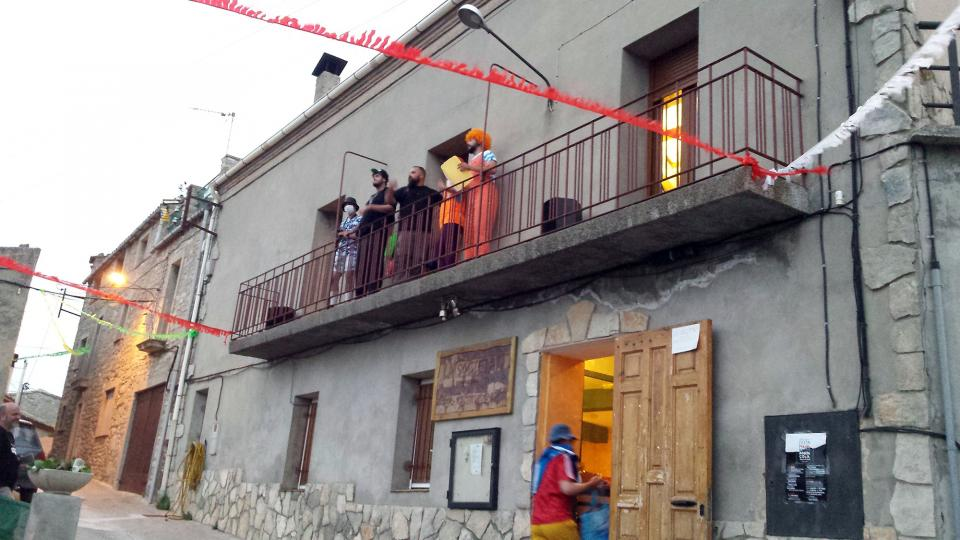 07.08.2015 Pregó  Argençola -  Marià Miquel