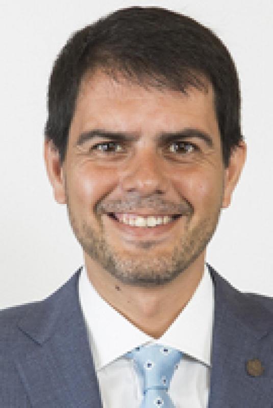vicepresident segon de la Diputació. Il.lm.Sr. Marc Castells -