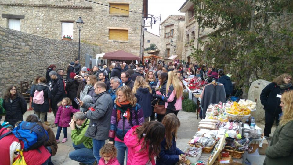 06.12.2015 la festa ben animada  Clariana -  Martí Garrancho