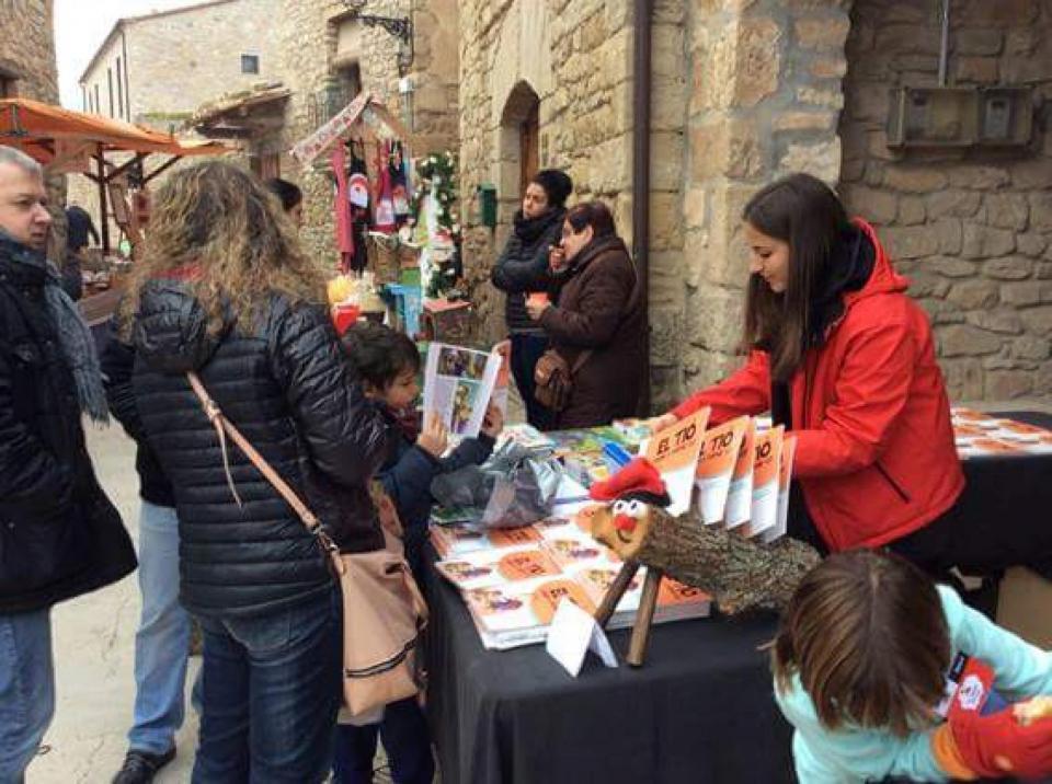 06.12.2015 Parada de Cossetània Edicions  Clariana -  Cossetània Edicions