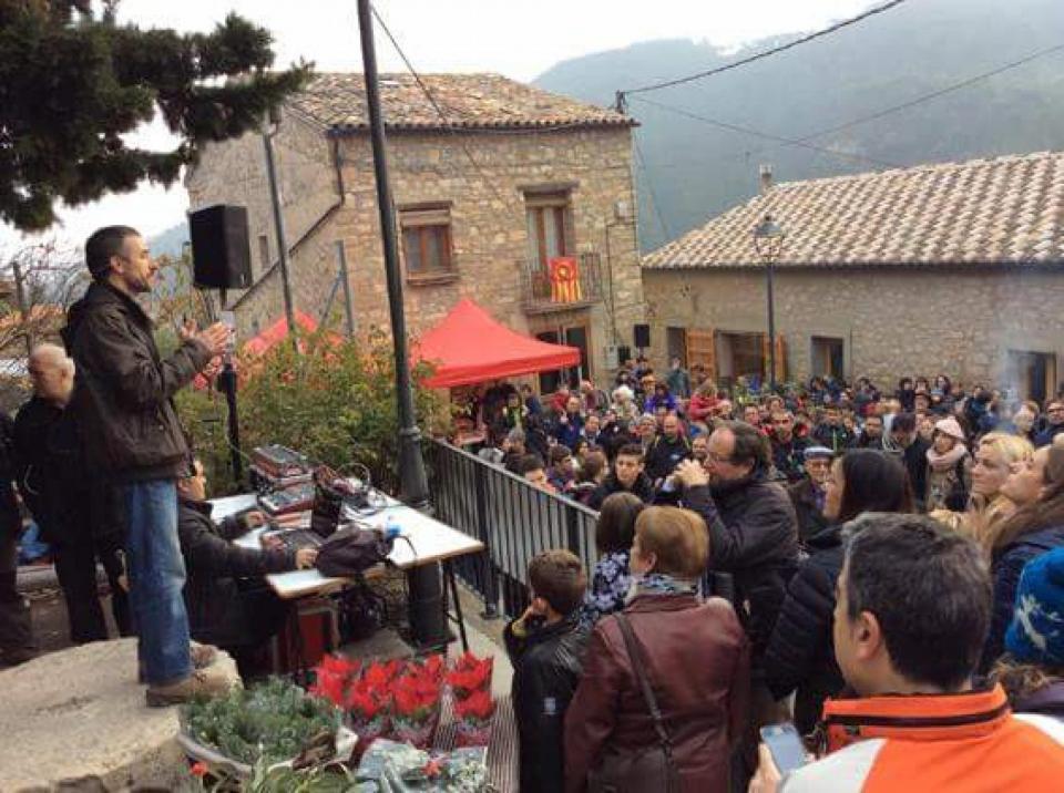 06.12.2015 Presentació de la Festa  Clariana -  Cossetània Edicions