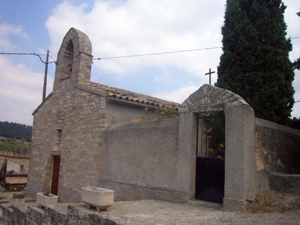 Església de Sant Jaume de Rocamora