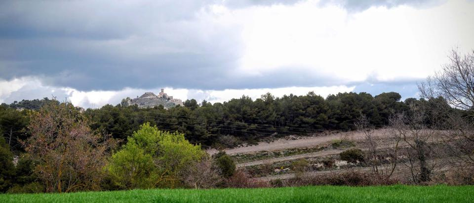 20.03.2016 Panoràmica des de Contrast  Argençola -  Ramon Sunyer
