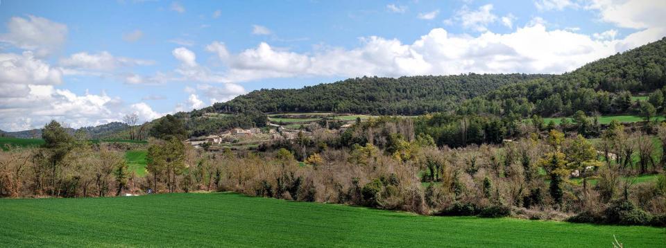 20.03.2016 Panoràmica de la Vall  Rocamora -  Ramon Sunyer