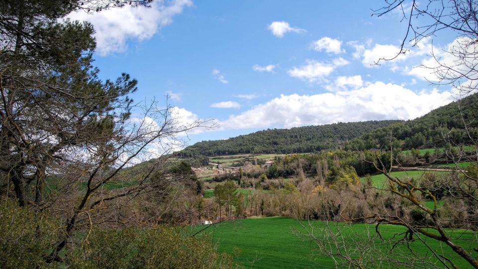20.03.2016 vista del nucli  Rocamora -  Ramon Sunyer
