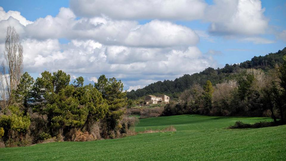 20.03.2016 paisatge  Rocamora -  Ramon Sunyer