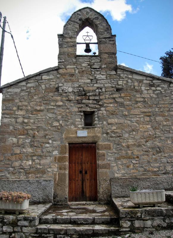 20.03.2016 Església de Sant Jaume  Rocamora -  Ramon Sunyer