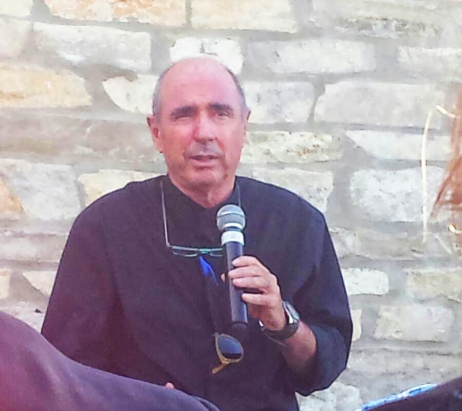 12.06.2016 Xerrada de Lluís Llach  Argençola -  Marià Miquel