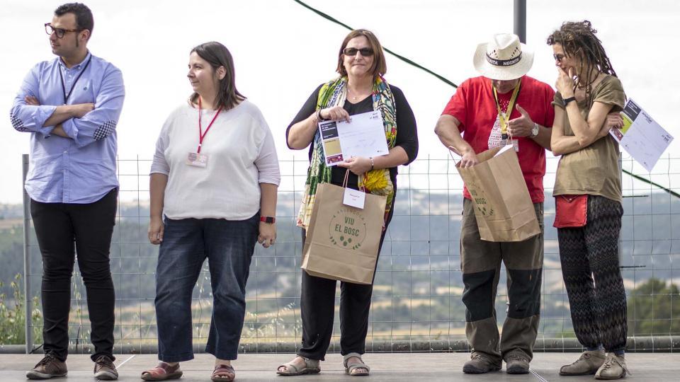 11.06.2016 Guanyadors concurs AromSal  Argençola -  Txetxu Sanz