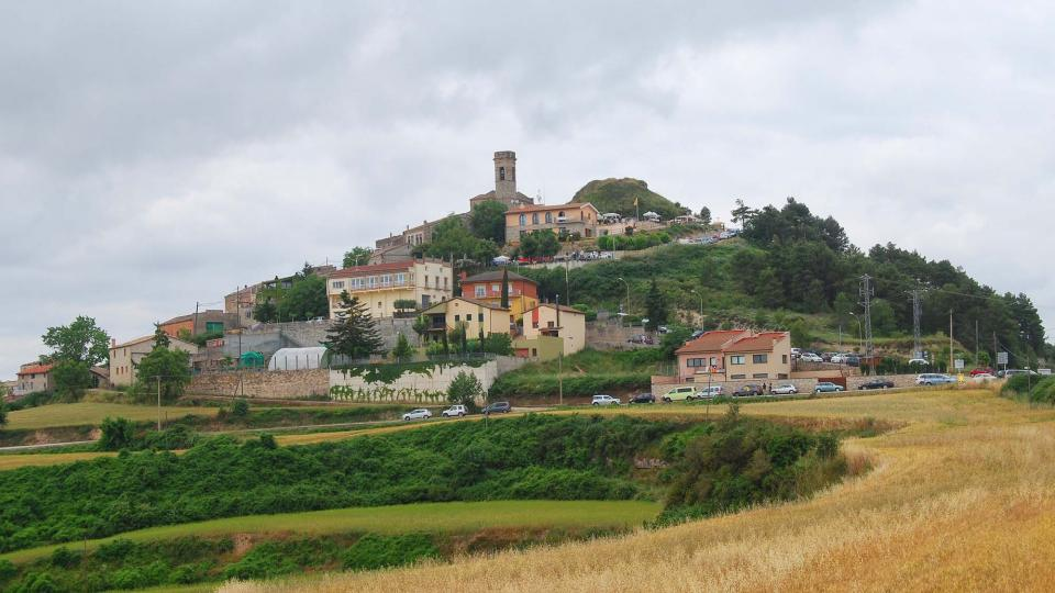 Argençola és un dels municipis fundadors de l'Associació de Micropobles de Catalunya - Argençola