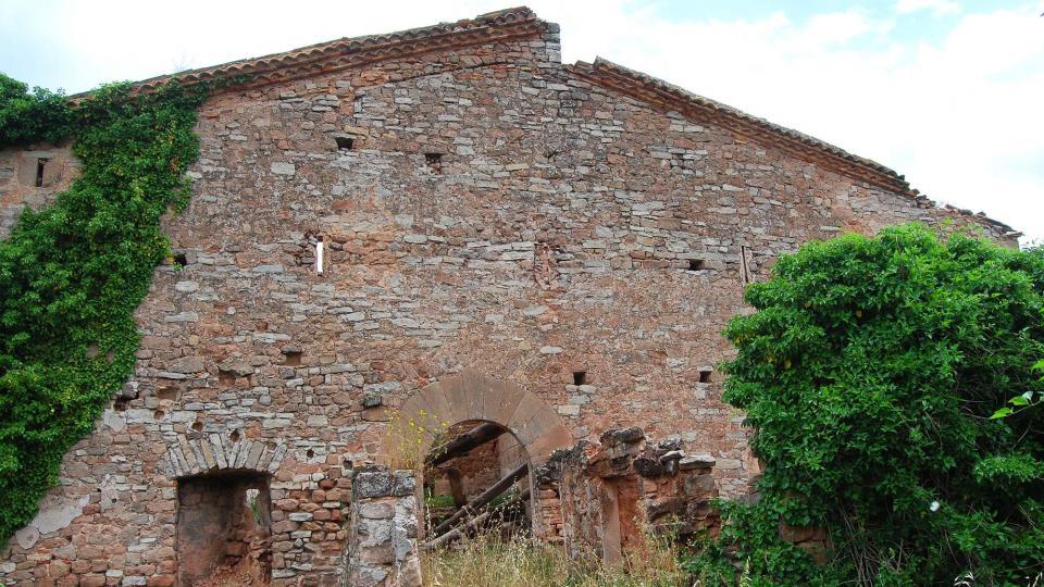 11.06.2016 castell  Albarells -  Ramon Sunyer