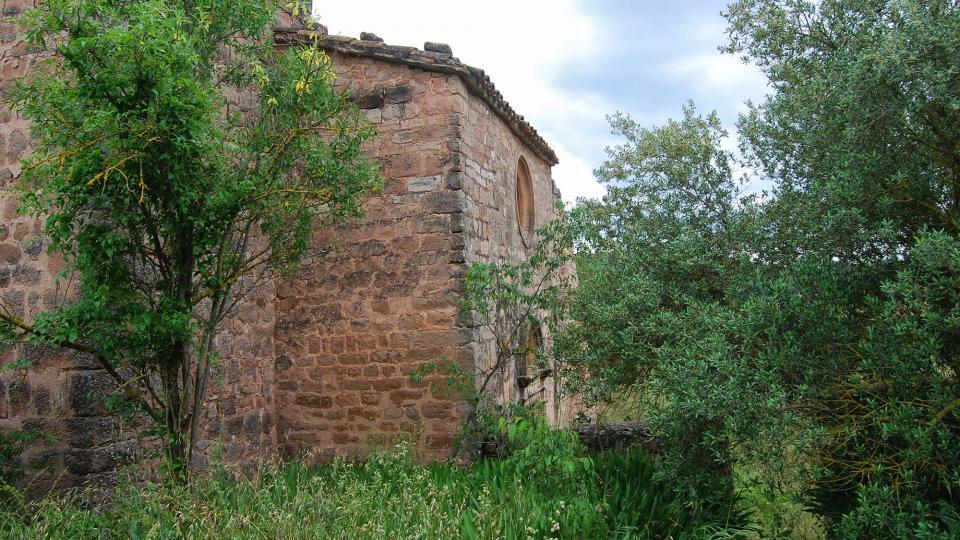 11.06.2016 església de Sant Martí  Albarells -  Ramon Sunyer