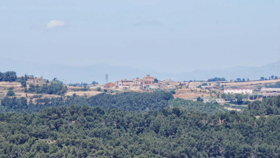 03.07.2016 vista  des dels Plans de  Carbasí -  Ramon  Sunyer
