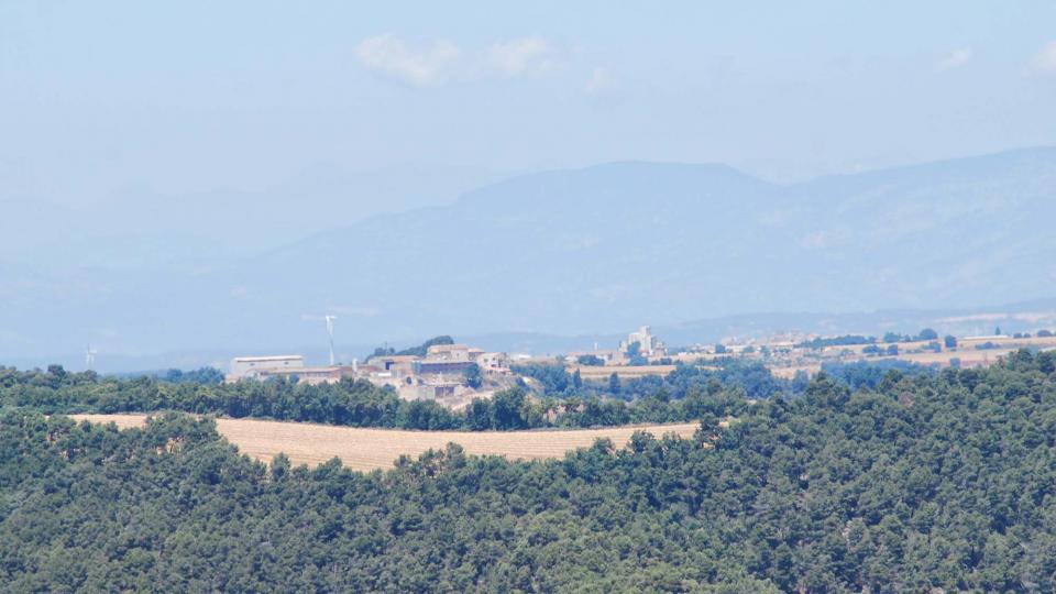 03.07.2016 Mas Tolosa des dels Plans de ferran  Carbasí -  Ramon  Sunyer