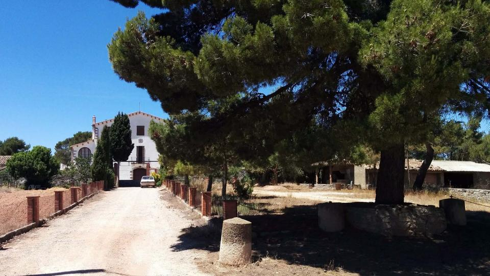 03.07.2016 mas  Els Plans de Ferran -  Ramon  Sunyer