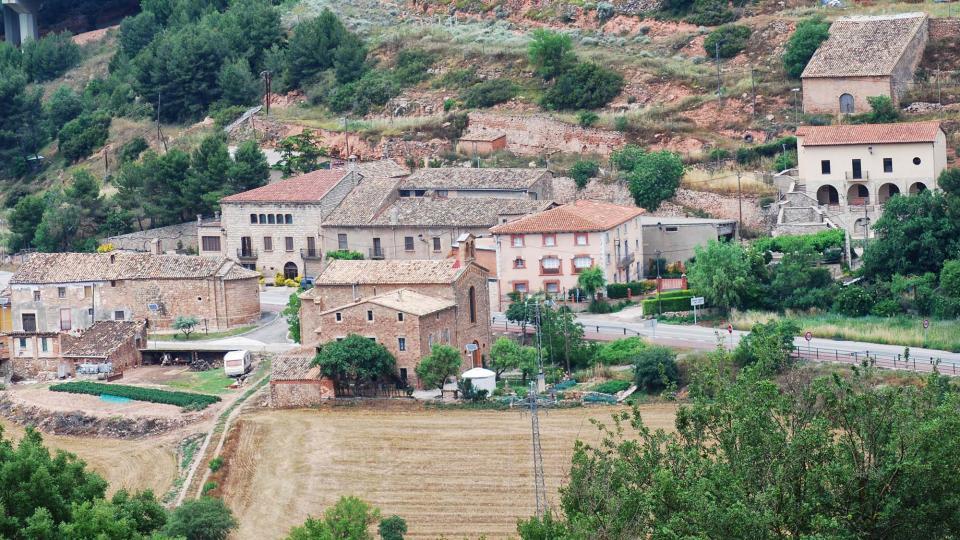 11.06.2016 la carretera serpara els municipis  Santa Maria del Camí -  Ramon  Sunyer