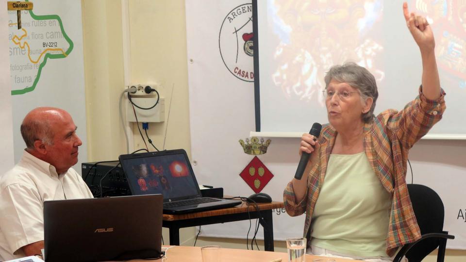 02.07.2016 Maria Crehuet  Argençola -  Sílvia Invers
