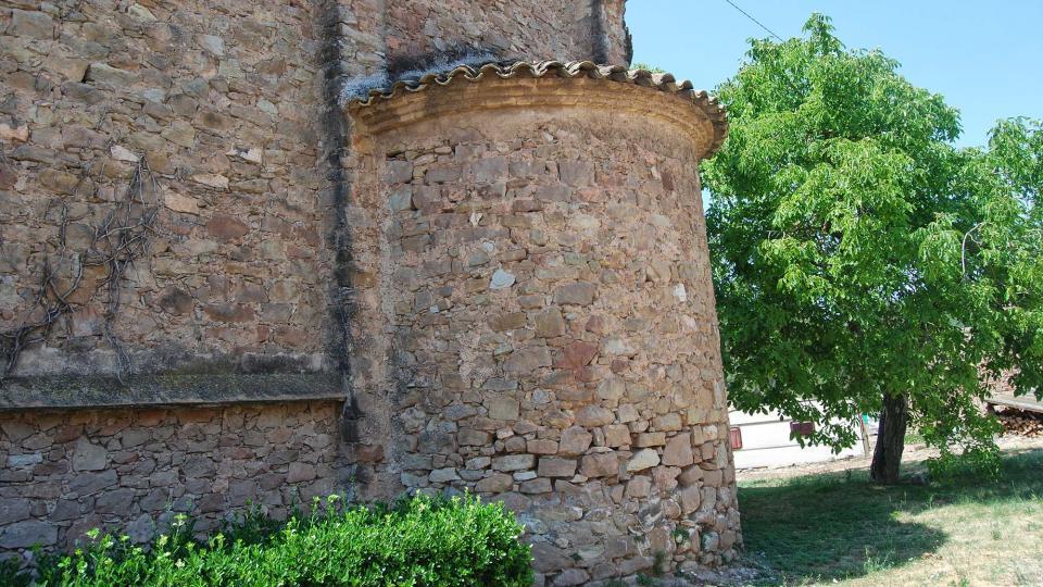 10.07.2016 Església Nova  Santa Maria del Camí -  Ramon Sunyer