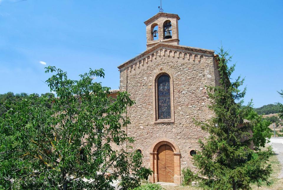 Església Santa Maria Nova - Autor Ramon Sunyer (2016)
