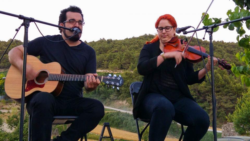 16.07.2016 Recital de Lauzeta  Rocamora -  Martí Garrantxo