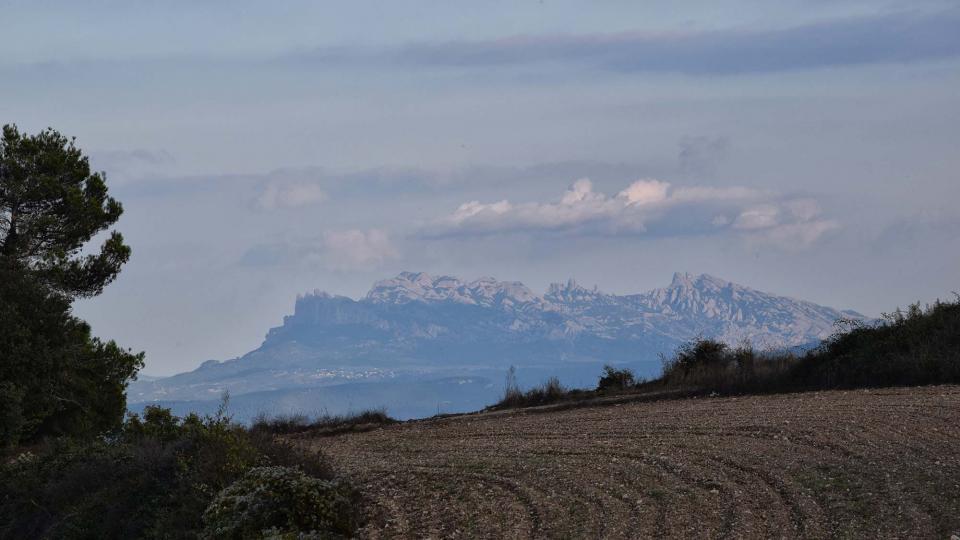 15.10.2016 vista de Montserrat  Carbasí -  Ramon  Sunyer