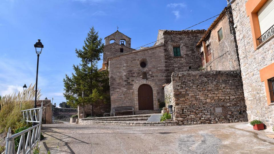 23.10.2016 Església de Sant Bartomeu  Carbasí -  Ramon Sunyer