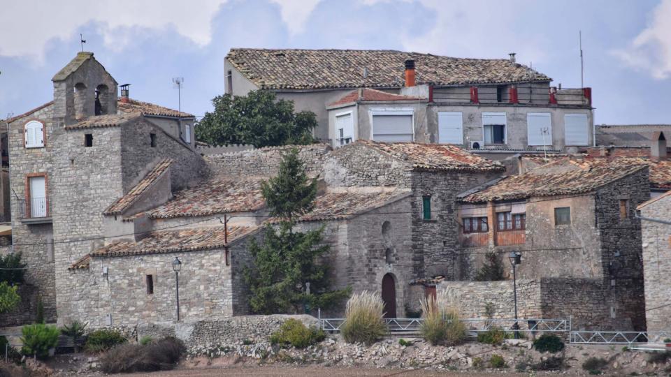 Església de Sant Bartomeu - Carbasí