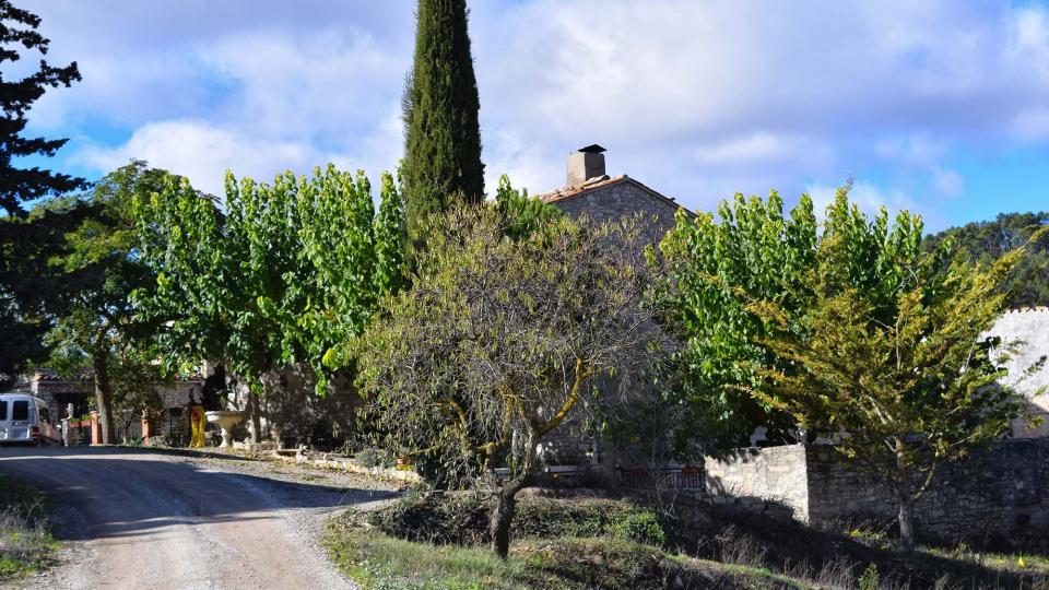 06.11.2016 poble  Rocamora -  Ramon Sunyer