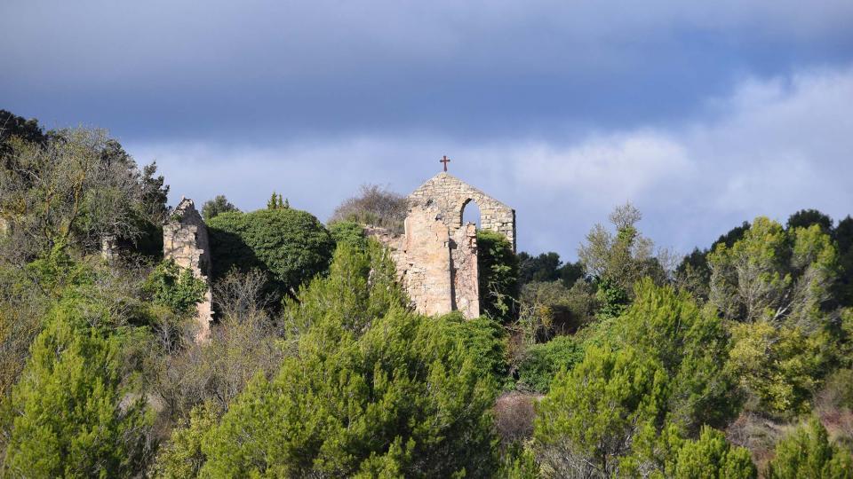 06.11.2016 església Sant Pere de la Goda  La Goda -  Ramon Sunyer