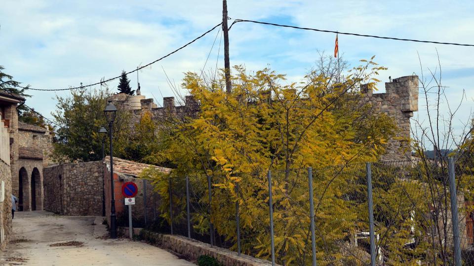 20.11.2016 carrer  Clariana -  Ramon Sunyer