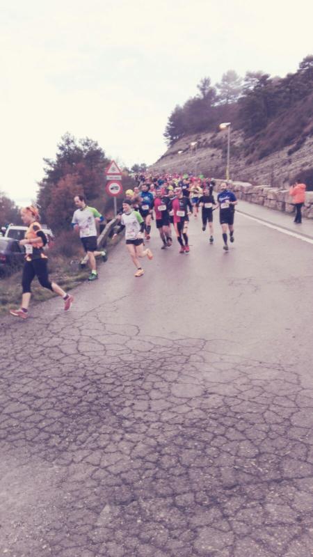 28.11.2016 Sortida dels corredors  Argençola -  Sílvia Torregrosa