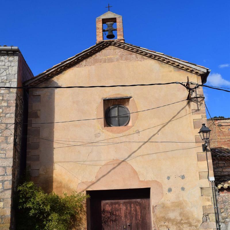Ermita Sant Genís - Autor Ramon Sunyer (2016)