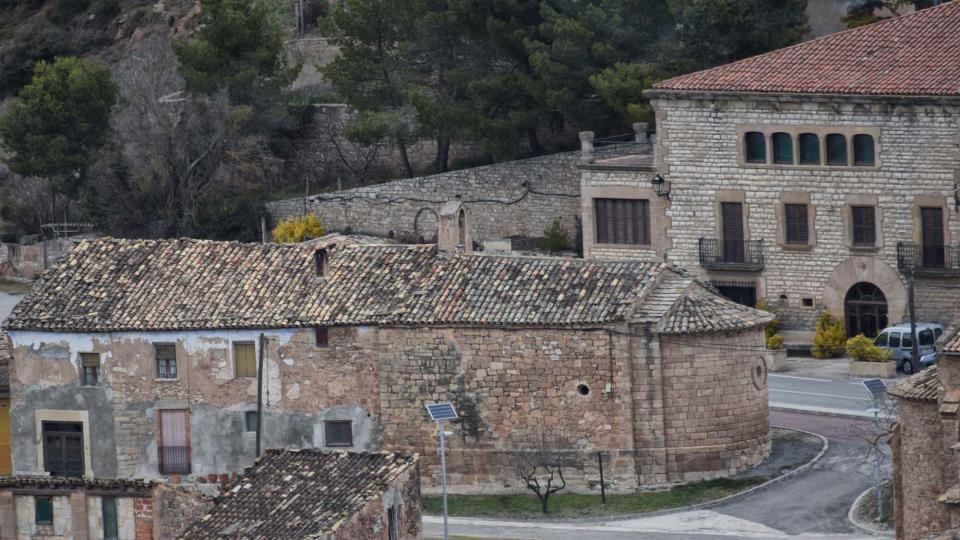 22.01.2017   Santa Maria del Camí -  Ramon Sunyer