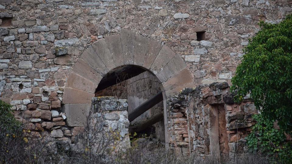 22.01.2017 Castell  Albarells -  Ramon Sunyer