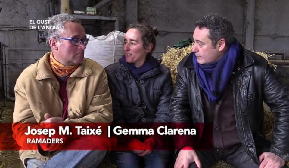 El xai ecològic de cal Serrats a Canal Taronja -