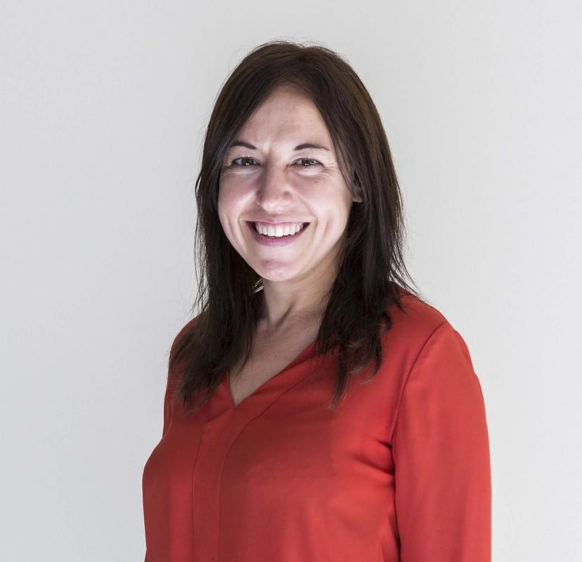 Marina Bravo,  portaveu de territori i sostenibilitat, de Ciutadans al Parlament de Catalunya - Argençola